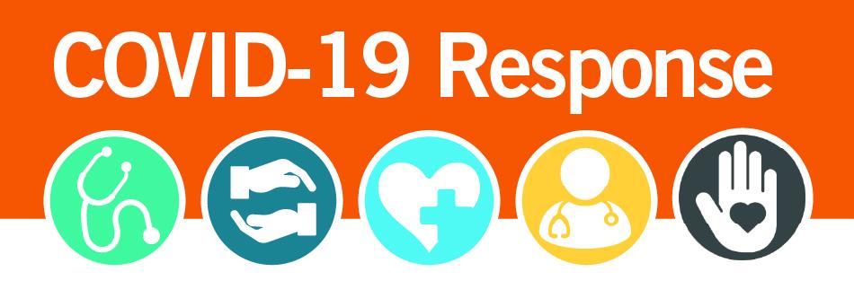 Covid-19 Response banner