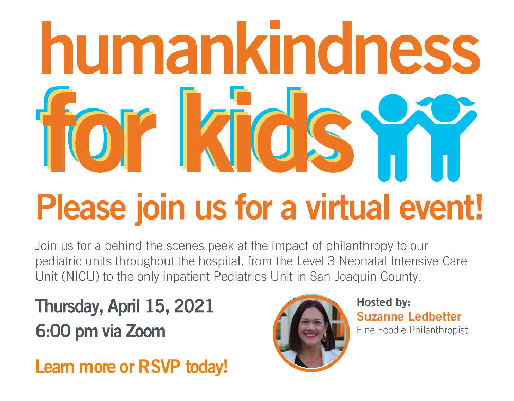 Humankindness for Kids virtual event