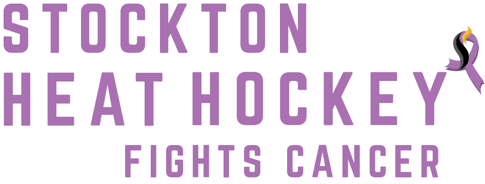 Stockton Heat Fights Cancer