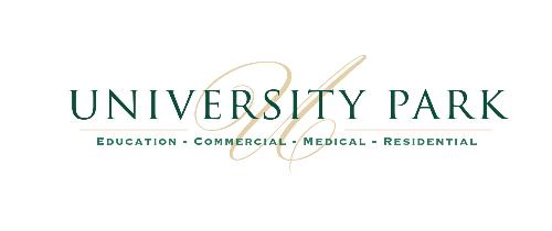 University Park logo 500 x 211