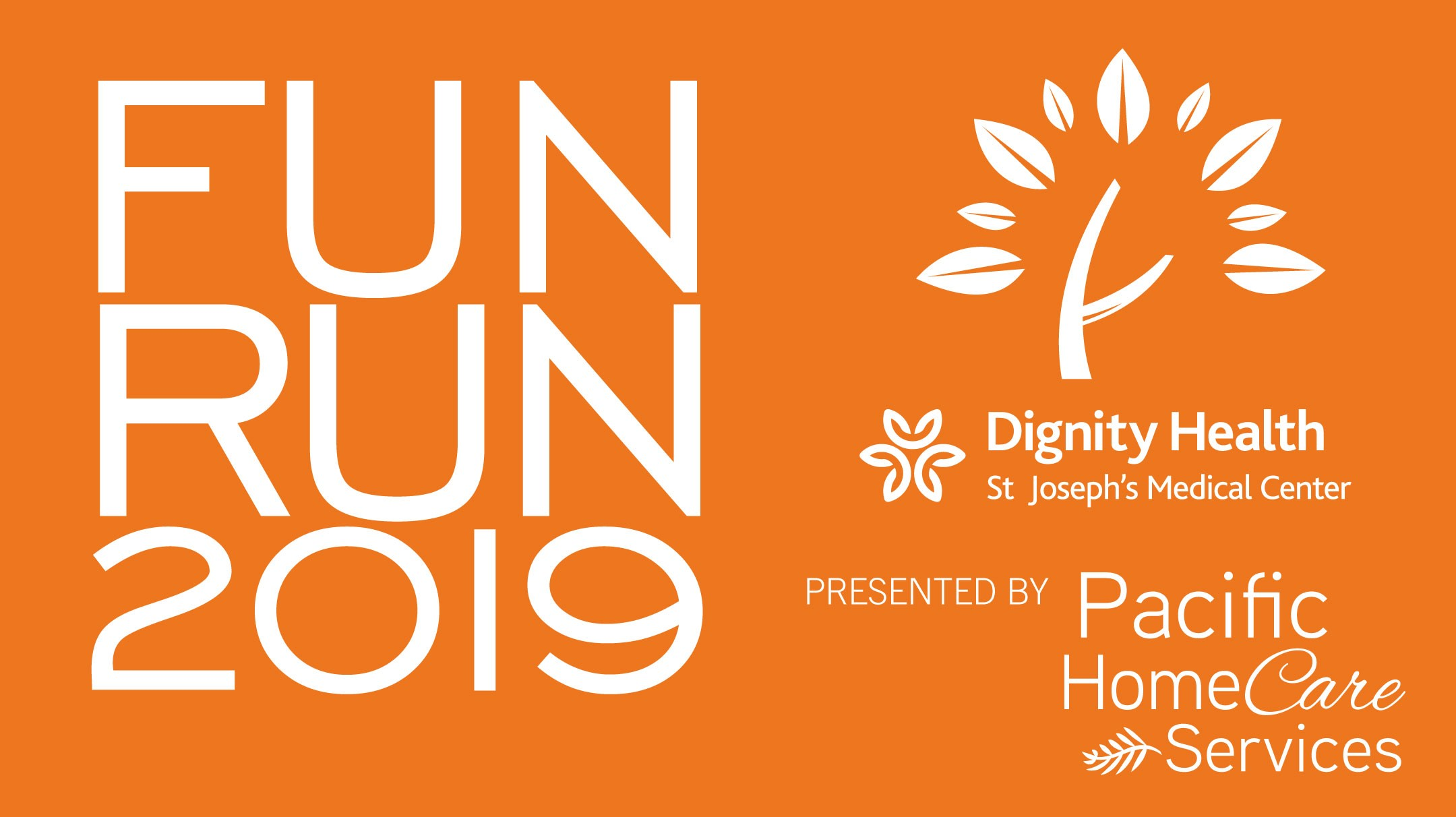 Fun Run 2019 logo