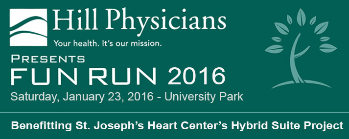 Fun Run 2016 presented by Hill Physicians