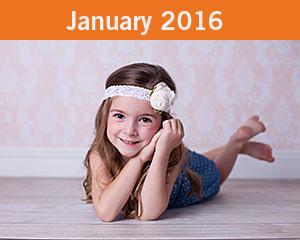 January 2016 Tiny Toes Winner