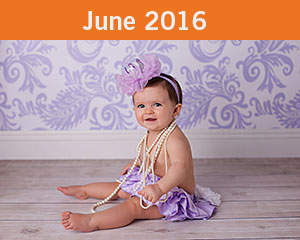 June 2016 Tiny Toes Winner