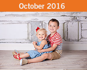 October 2016 Tiny Toes Winner