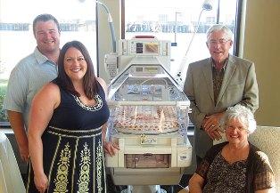 Ledbetter Family donation